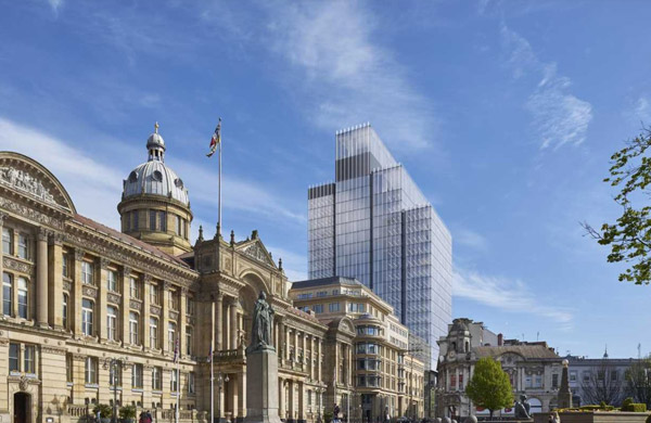103 Colmore Row - August Update