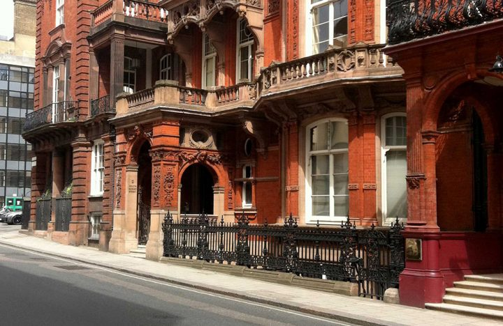2 South Audley Street