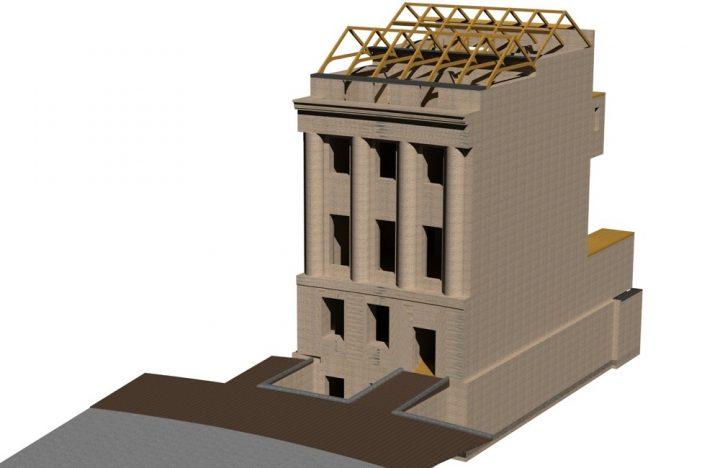 4 Royal Crescent project