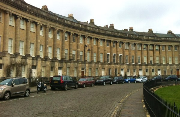 4 Royal Crescent project