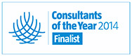 Consultants Awards 2014 Finalist