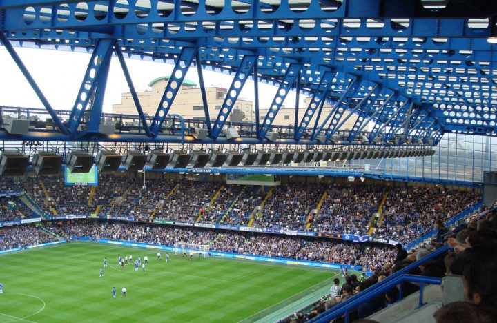 Chelsea West Stand