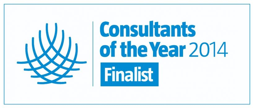 NCE/ACE Consultants of the Year 2014 Finalist