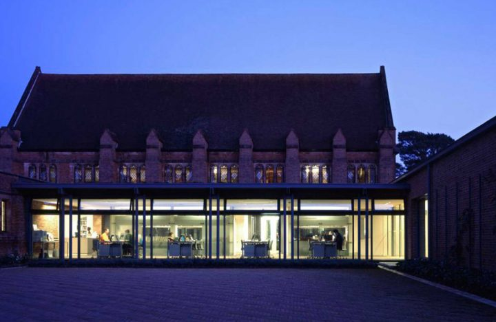 Girton College Library