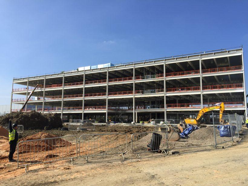 Leonardo Building - June Update