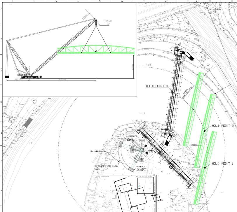 City Island Bridge Lift Plan