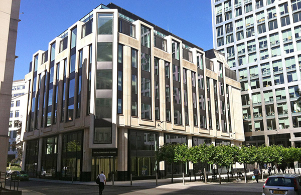 1 Aldermanbury Square