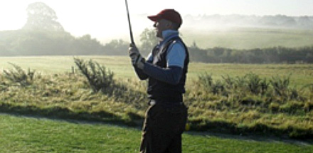 Autumn Green Jacket Golf Competition