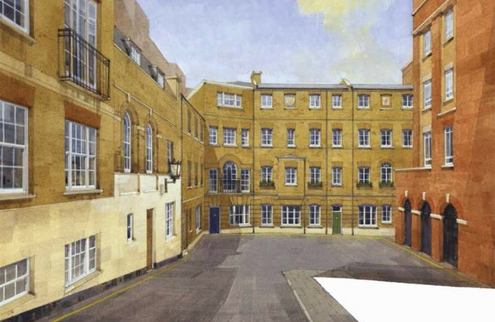 Dean's Mews project