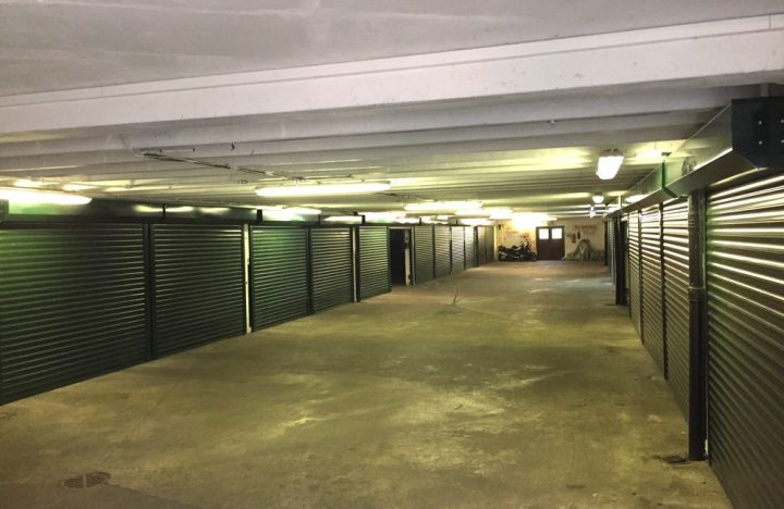 Greenery Street Garages project