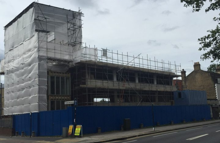 High Street Brentford project