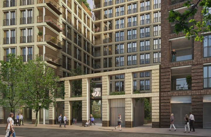 25 Lavington Street project
