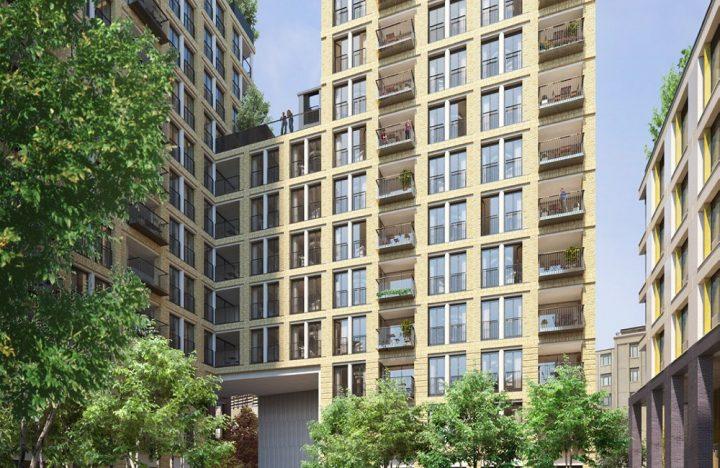 25 Lavington Street project