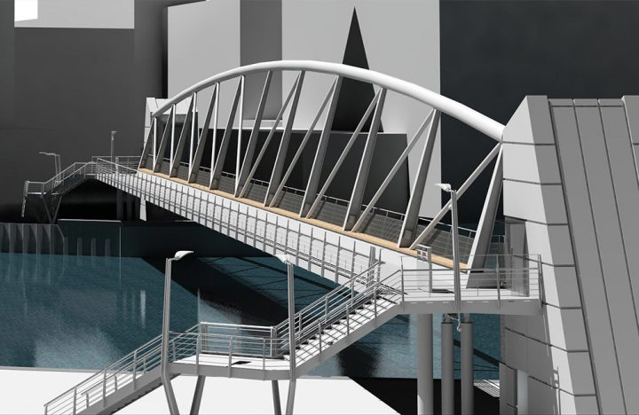 Leamouth North Bridge