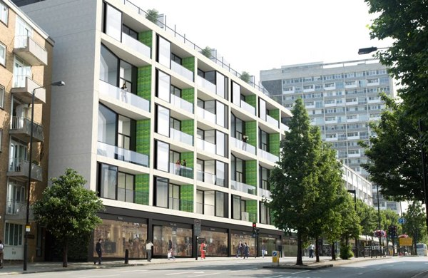 Nottinghill Gate project