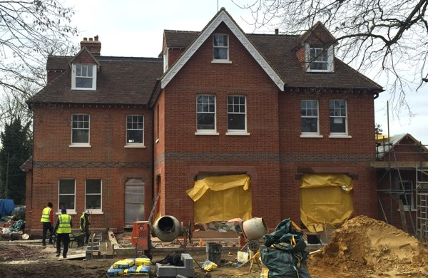 Old Vicarage project