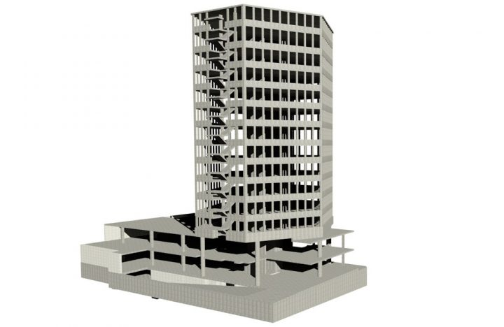 Parker Tower project