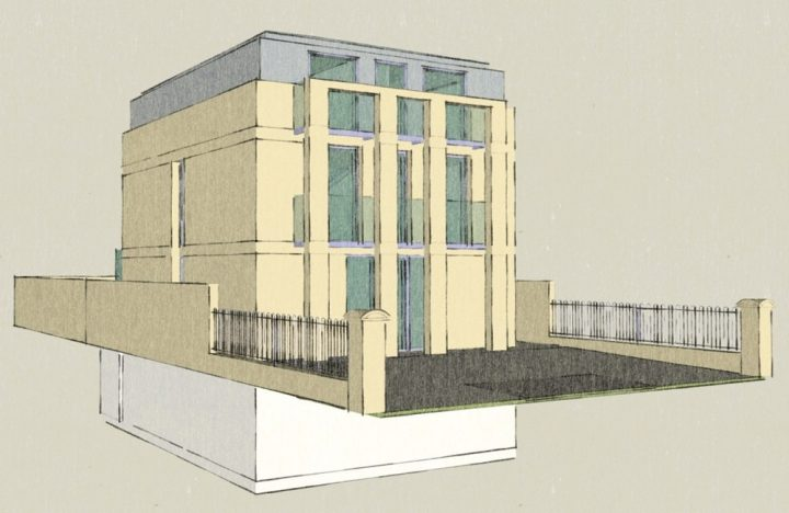 Race House project